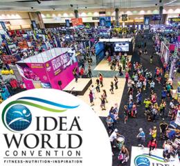 集結全球健身知識與服務 美國IDEA世界高峰會