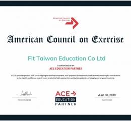 認識Fit Taiwan與ACE