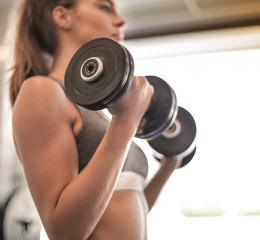 肌肉訓練的潛在益處