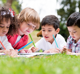 為什麼運動的孩子們更聰明?